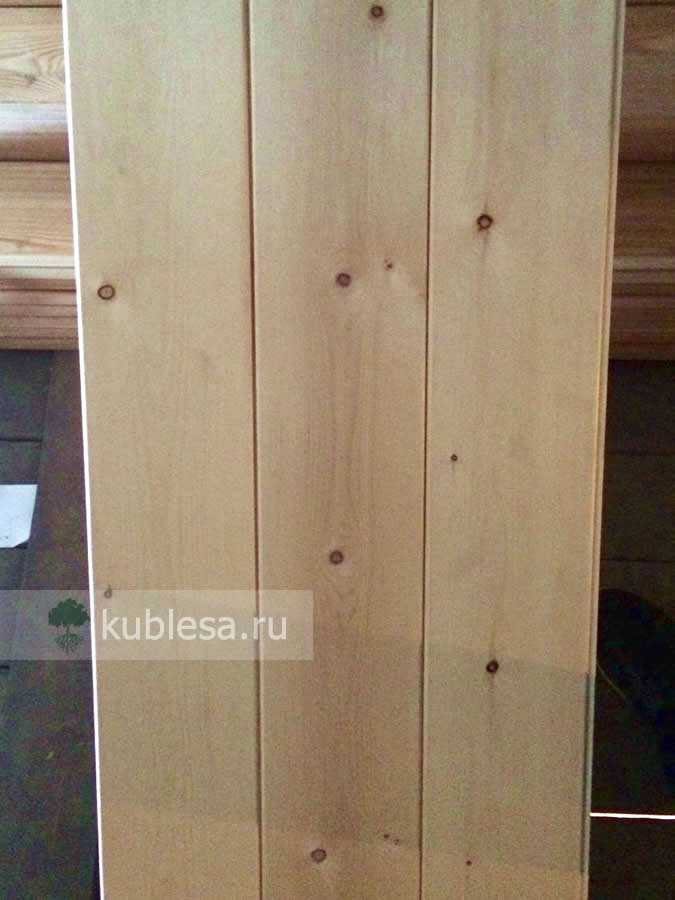 Вагонка кедр сибирский